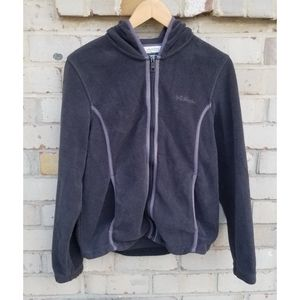 Columbia Fleece Zip Up Hoodie
